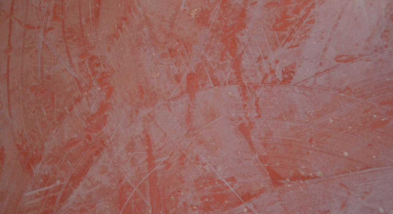 Marmorputz mit Kalklasur